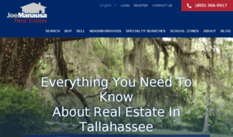Tallahassee real estate