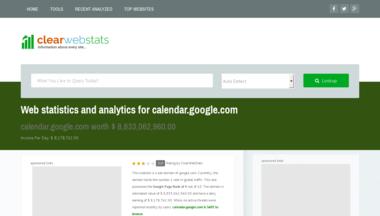ClearWebStats