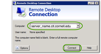 Right Remote Desktop Connection Now