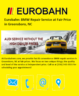 Bmw service Greensboro NC