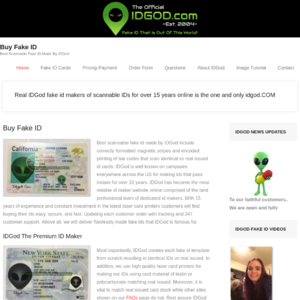 fake ids scannable