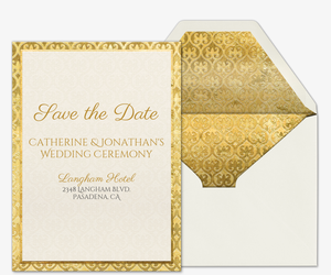 save the date ideas cheap