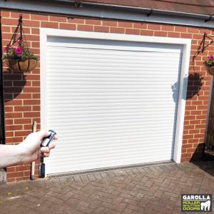 Various kinds of garage doors